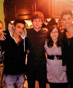 With The Wanted on the set of Live and Lost_edited2